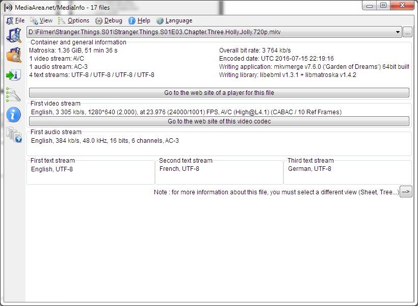 K-lite codec pack directshow windows 7 mediainfo player youtube.