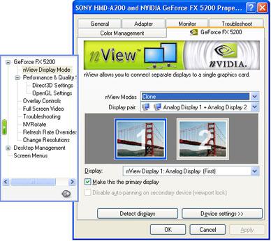 Pinnacle Studio - dual monitor setup (nVidia) - VideoHelp Forum
