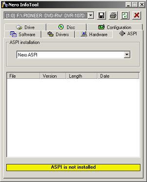 nero aspi library wnaspi32.dll