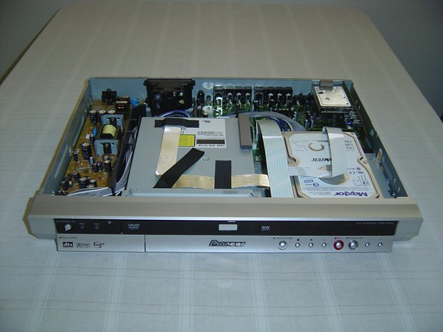 dvd recorder models picture quality and features analysis page 3 rh forum videohelp com Annke DVR User Manuals H 264 DVR System Manuals