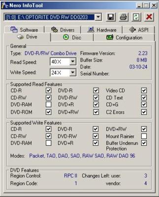 optorite dd0203 firmware