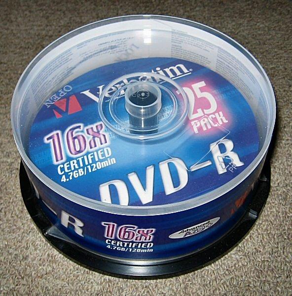 Dvd Media And Blu Ray Disc Media List Videohelp