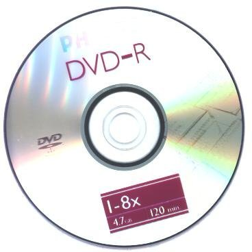 Philips DVD-R CMC MAG  AE1 8x DVD Media - VideoHelp