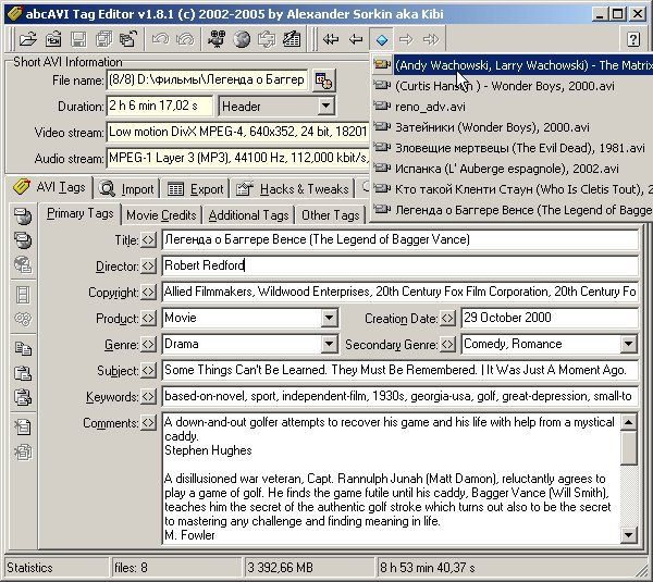 free  mp4 tag software for windows 7