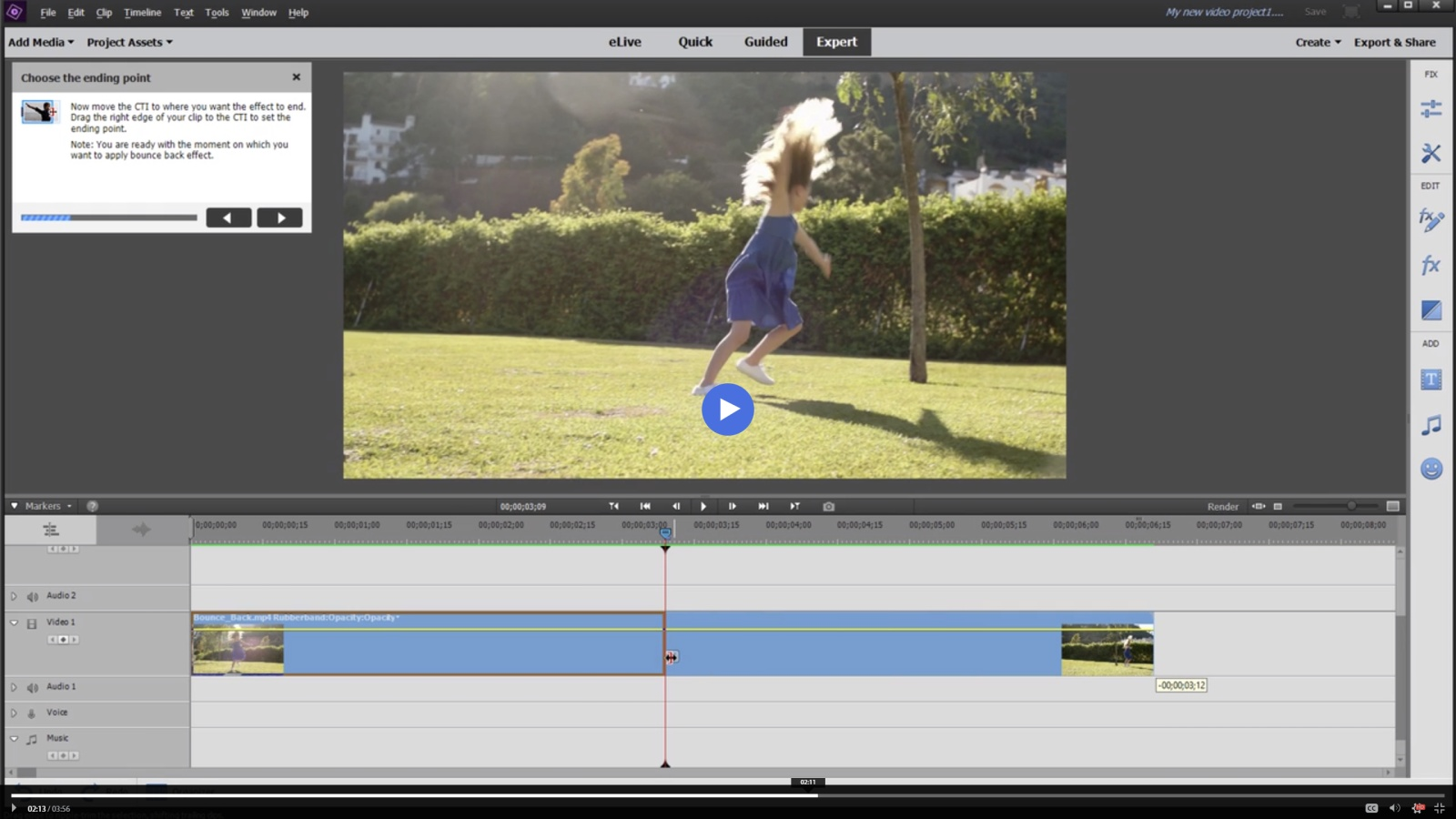 how to get a target file size in adobe premiere