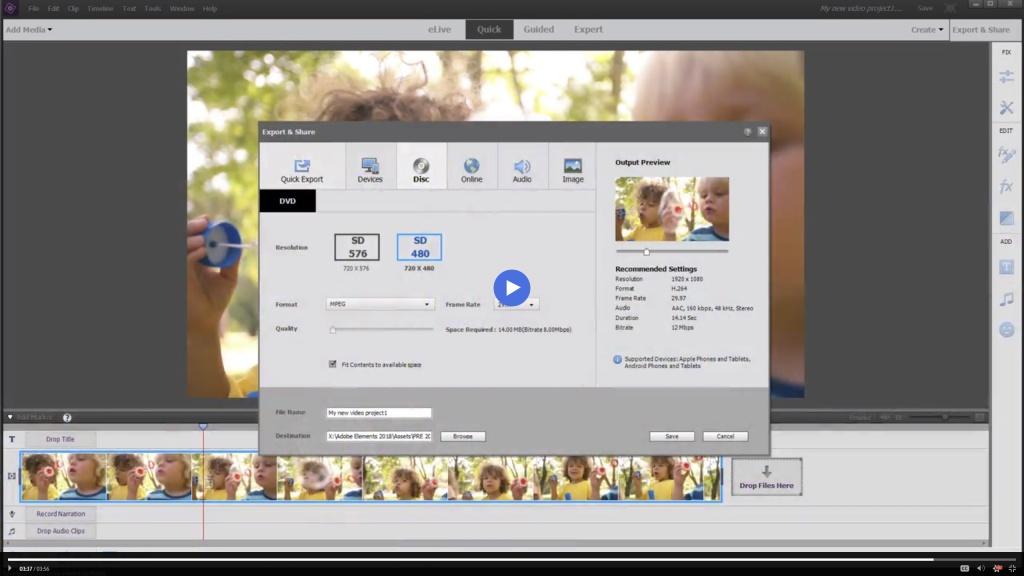 Adobe Premiere Elements Version History - VideoHelp