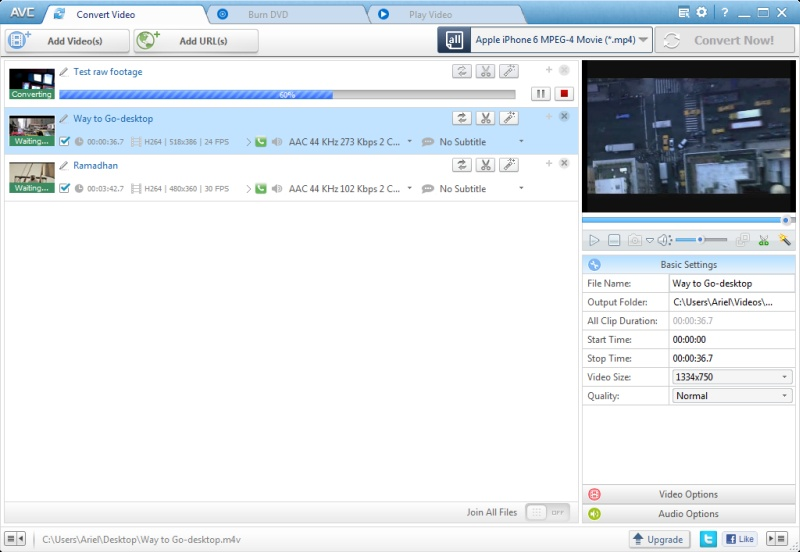 any video converter free download full version 64 bit