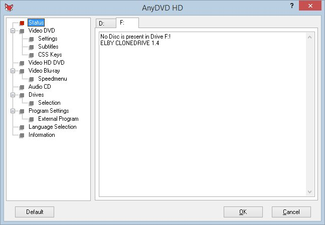 AnyDVD HD Version History - VideoHelp