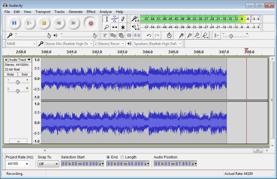 lame mp3 pour audacity 2.0.0