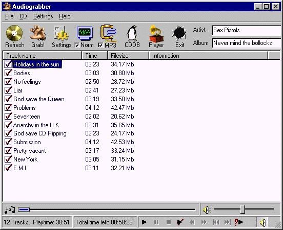 audiograbber 1.83
