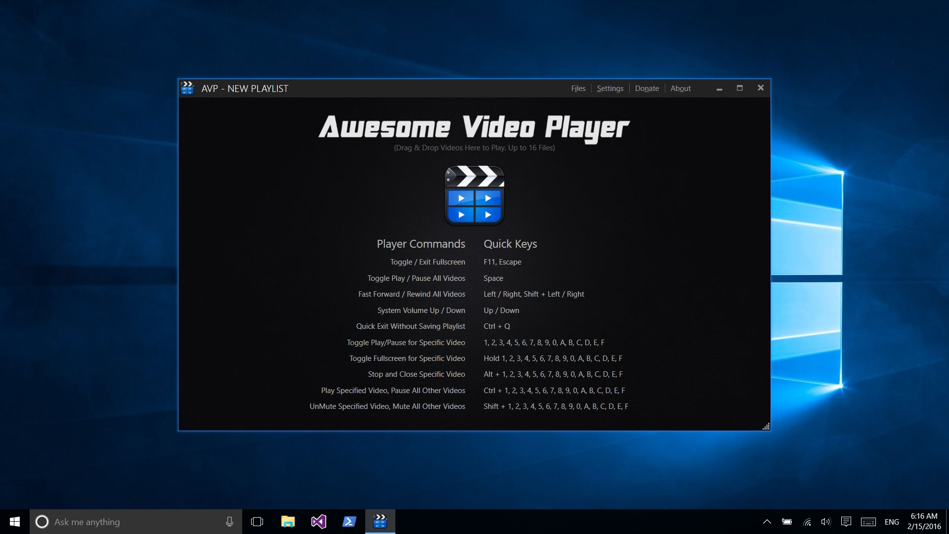 AVPlayer 1 3 0 1 Free Download - VideoHelp