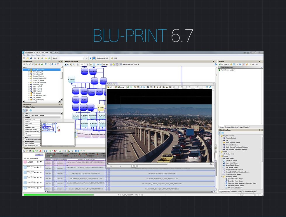 Blu-print 6.7 - VideoHelp