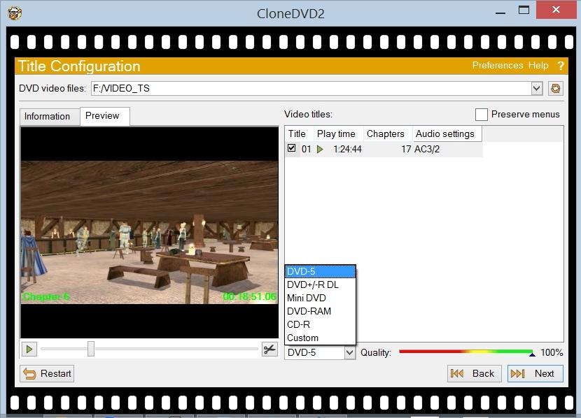 CloneDVD 2.9.3.6 Free Download - VideoHelp  Clonedvd