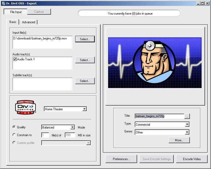 VIRTUALDUB MPEG2 FRANAIS