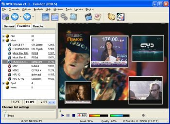 DVBDream v2.5 - MULTI - ITA
