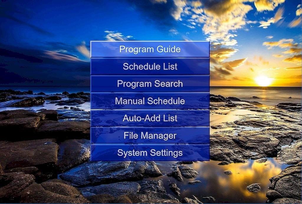TV Scheduler Pro Version History - VideoHelp
