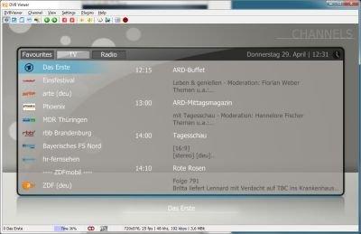 PRO TÉLÉCHARGER GRATUITEMENT DVBVIEWER 4.9