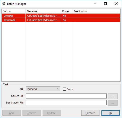 Dvbviewer Video Editor  Download  Videohelp