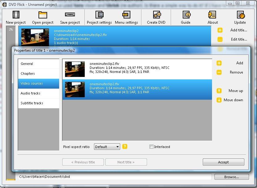 dvd flick 1 3 0 7 v2 1 3 1 0 download   videohelp