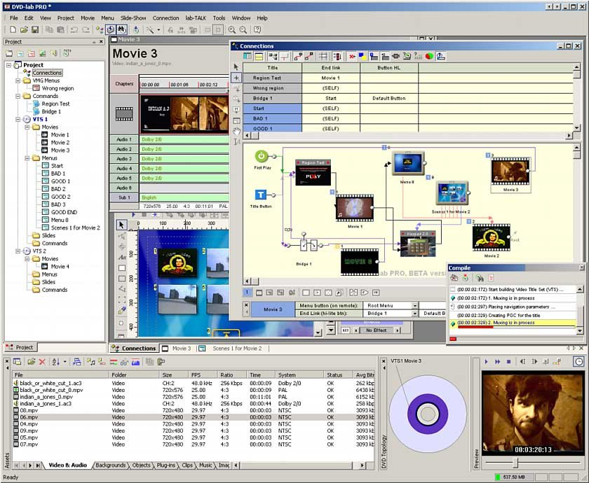 DVD Creator Pro (free version) download for PC