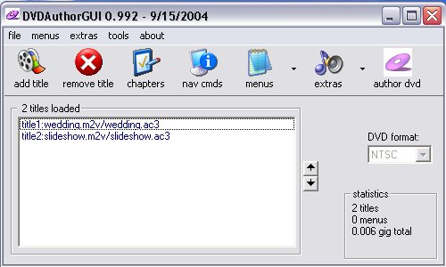 how to create report ffmpeg windows