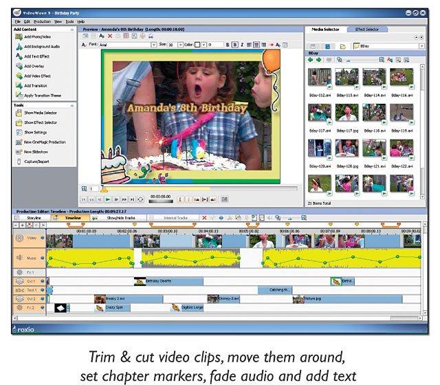 roxio creator nxt 6 videohelp rh videohelp com Roxio Creator 2017 Roxio Creator NXT 5