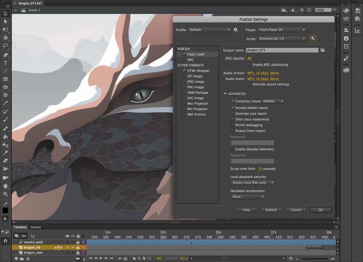 Adobe Animation CC 2019 Free Download - VideoHelp