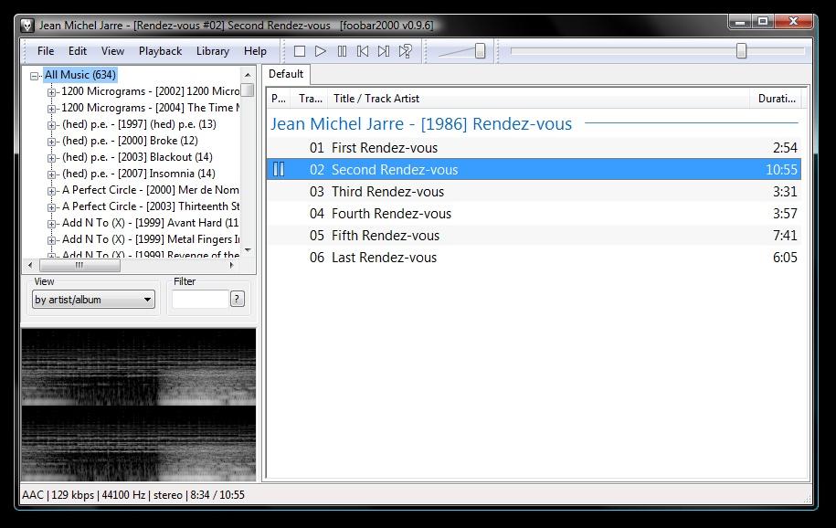 foobar2000 1 4 6 / 1 5 Beta 12 Free Download - VideoHelp