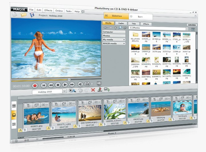 Magix Photostory 2015 Deluxe Free Download - Free Full Version