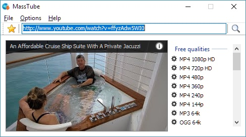 MassTube 12 9 8 359 Free Download - VideoHelp