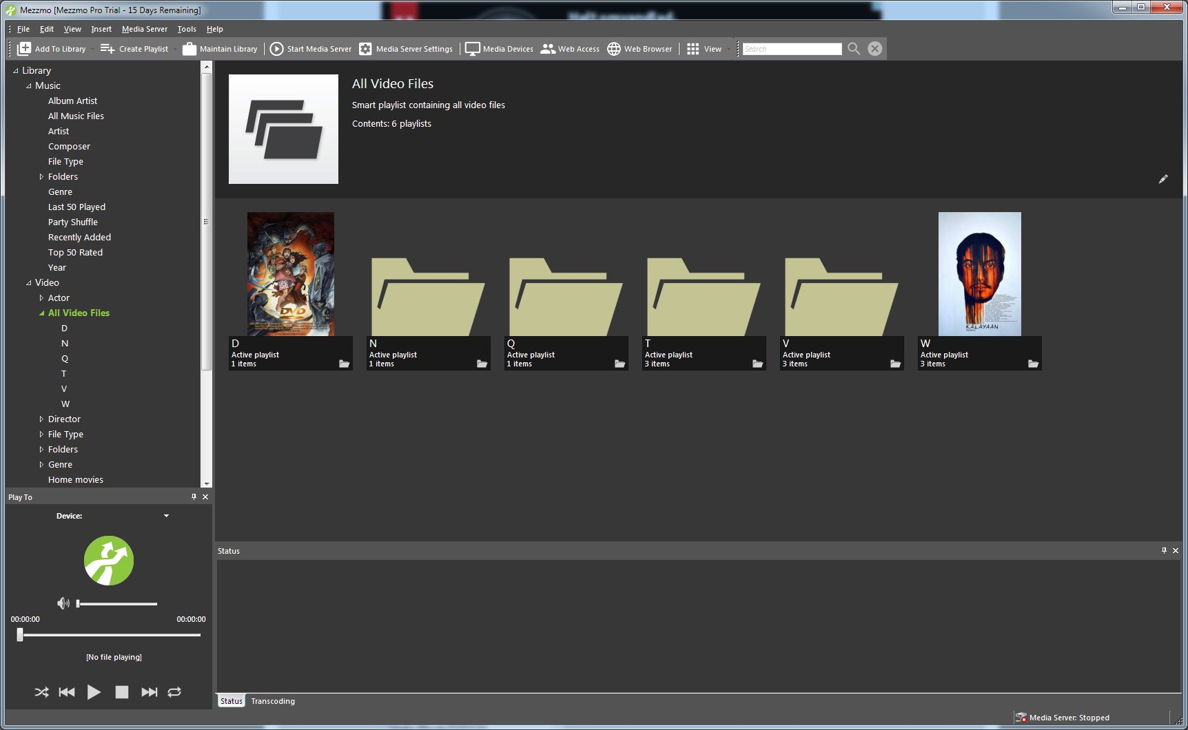 project system dvr 5.2.0.0