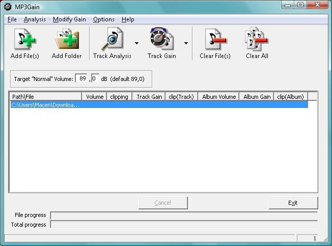 mp3gain free download windows 8