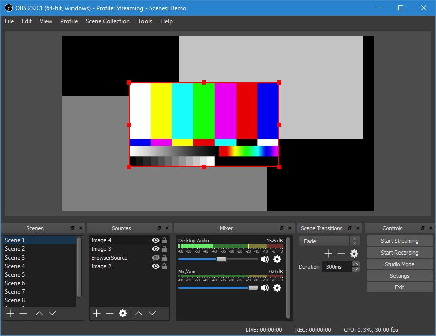 OBS Studio 20.1 Download Free - VideoHelp