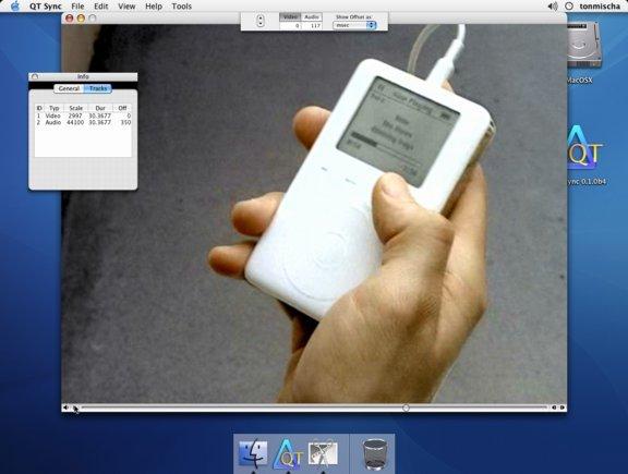 QT Sync 0 3 3 / 0 4 Beta Free Download - VideoHelp