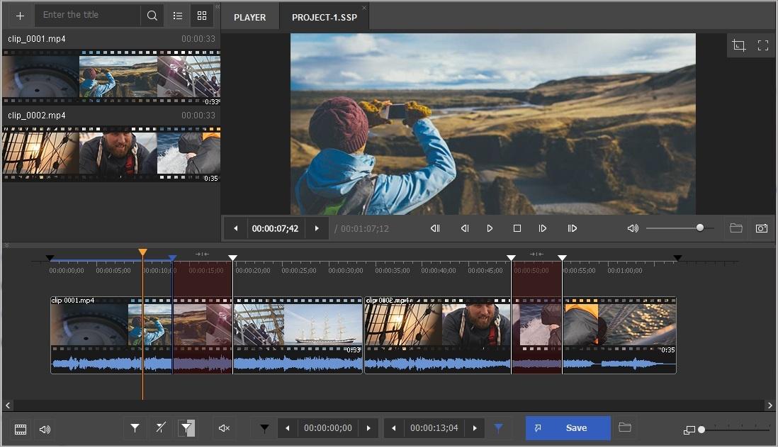 solveigMM vidyo splitter programını indir