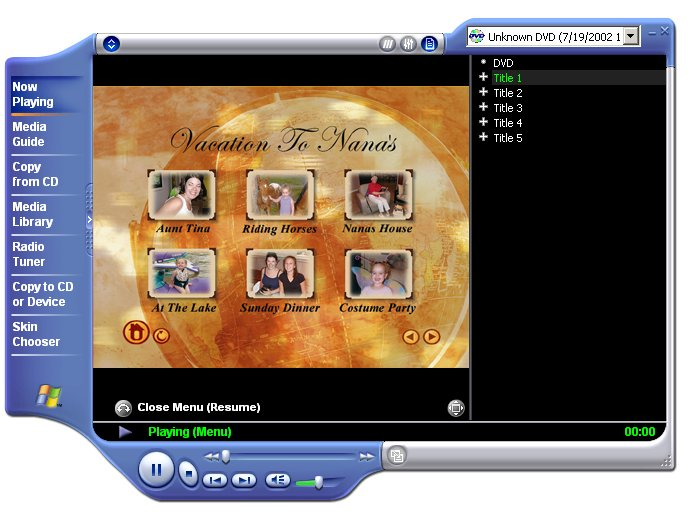 Mp4 Player Program Download Free For Windows 7