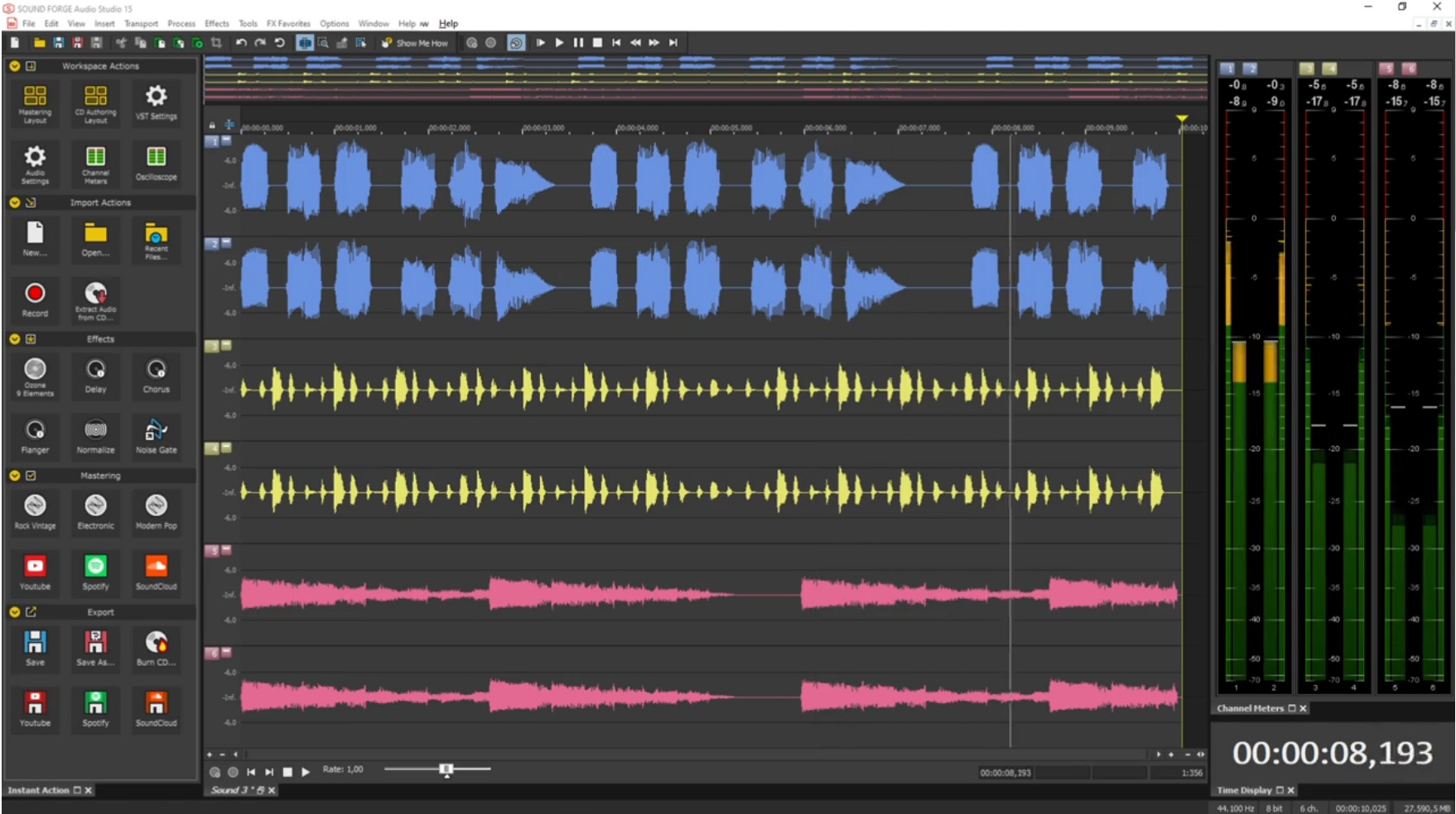 download sound forge pro 10.0 free