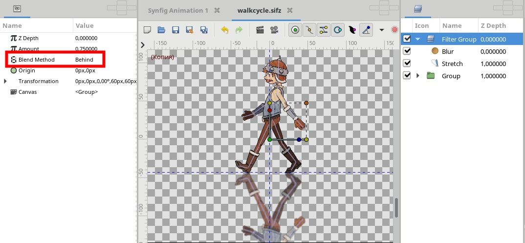 Synfig Studio 1 2 2 / 1 3 11 Beta Free Download - VideoHelp