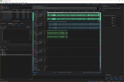 Adobe Audition screenshot 2