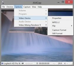 AMcap Version History - VideoHelp
