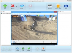 SuperSimple Video Converter screenshot 2