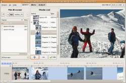 Bombono DVD screenshot