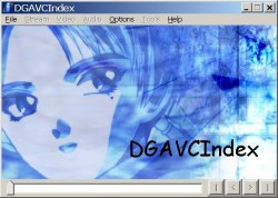 DGAVCDec screenshot