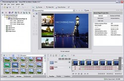 DVD Architect Studio screenshot