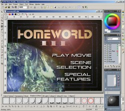 DVD Menu Studio screenshot