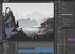 Adobe Animation CC screenshot