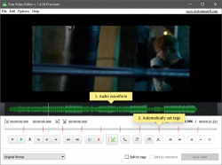 Free Video Editor screenshot 2