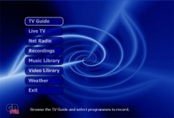 NextPVR (GB-PVR) screenshot
