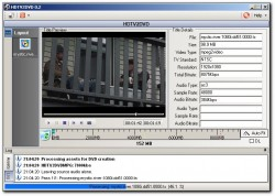 HDTV2DVD screenshot