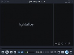 Light Alloy screenshot 2